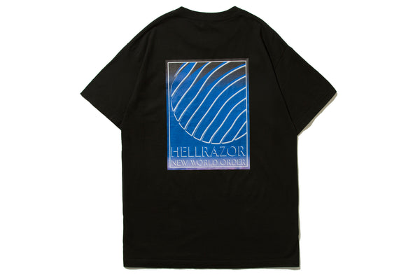 "HELLRAZOR ""INDEPENDENCE POCKET SHIRT"" (Black)"