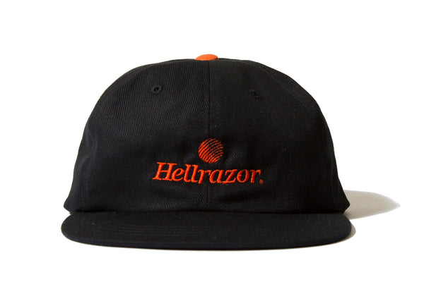 "HELLRAZOR ""TRADEMARK LOGO 6PANEL"" (Black)"