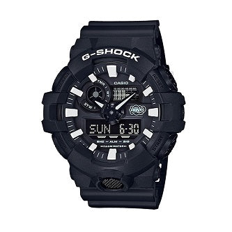 "ERIC HAZE x G-SHOCK ""GA-700"" (Black/White)"