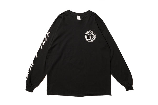 "GOOD MORNING TAPES ""KIKI KUDO L/S TEE"""