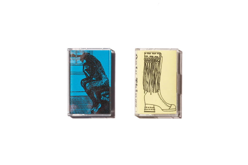 "GOOD MORNING TAPES ""CASSETTE"""
