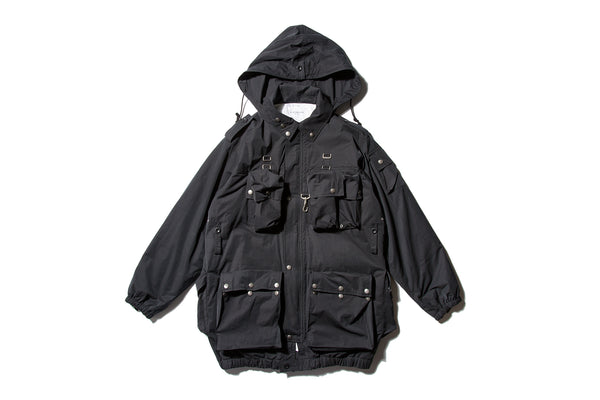 "BLACK WEIRDOS ""9POCKETS MOUTAIN JACKET"""