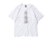 "GASIUS ""MELTDOWN TEE"" (White)"