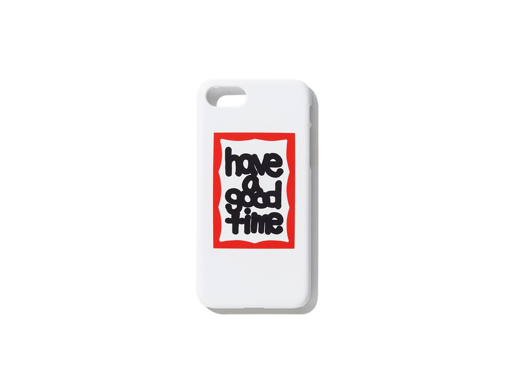 "have a good time ""FAT FRAME IPHONE CASE"""