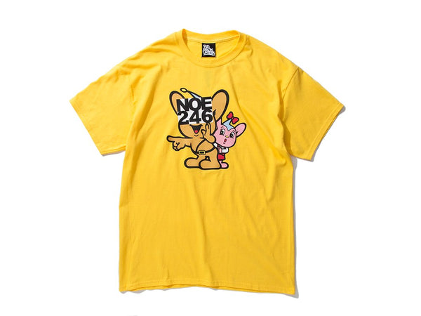 "BE BACK LATER by NOE ""PIPO-KUN SISTER TEE (LAB Taipei Exclusive)"""
