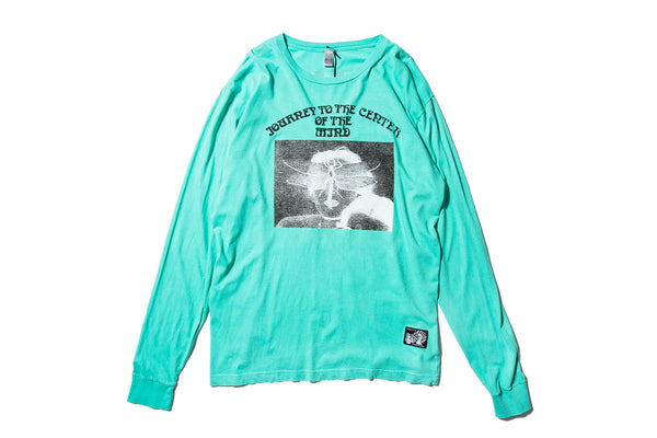 "PRMTVO ""JOURNEY TO THE CENTER L/S TEE"""
