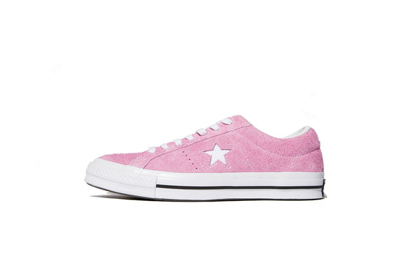 "CONVERSE ""ONE STAR SUEDE"" (Pink)"