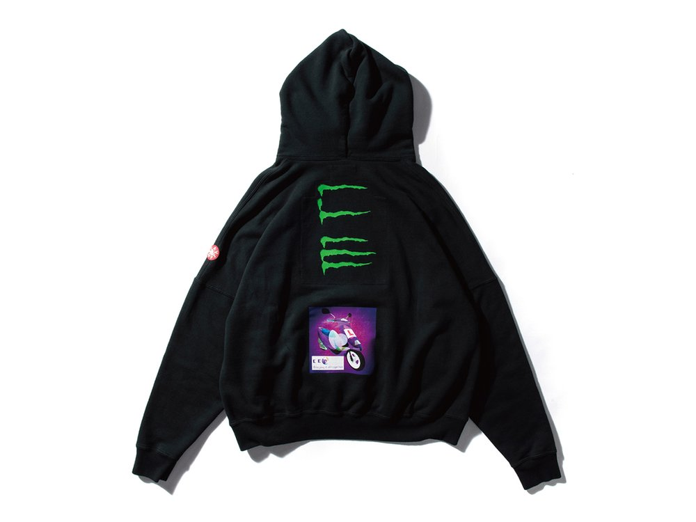 "C.E ""C.E for LAB HOODY"""
