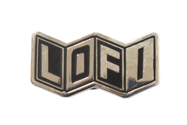 "LO-FI ""ENAMEL PIN"" (BLOCKS)"