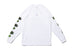 "PRMTVO ""COSMIC APPLE L/S TEE"" (White)"