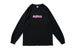 "SAYHELLO ""JAMS L/S TEE"" (Black)"