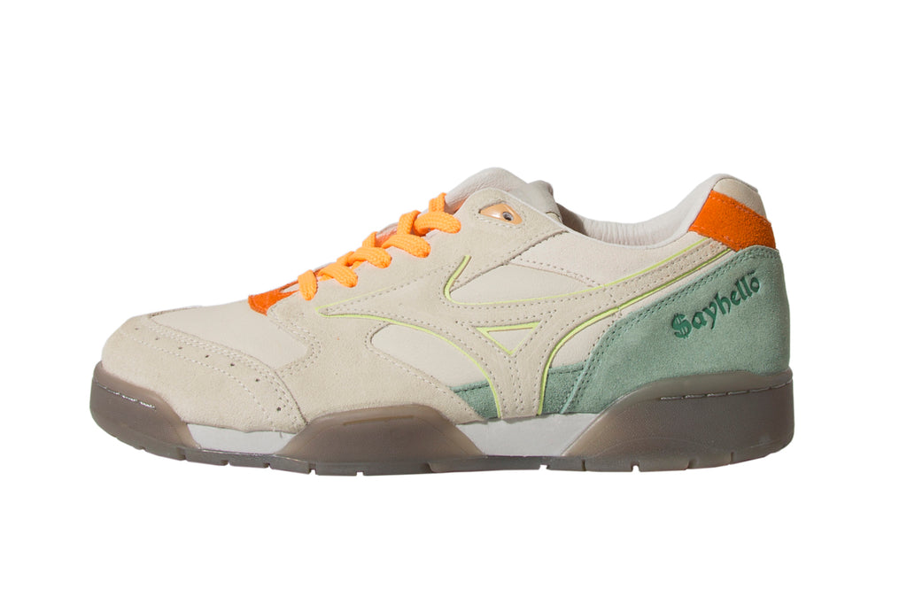 "SAYHELLO x MIZUNO ""COURT SELECT"" (Beige)"