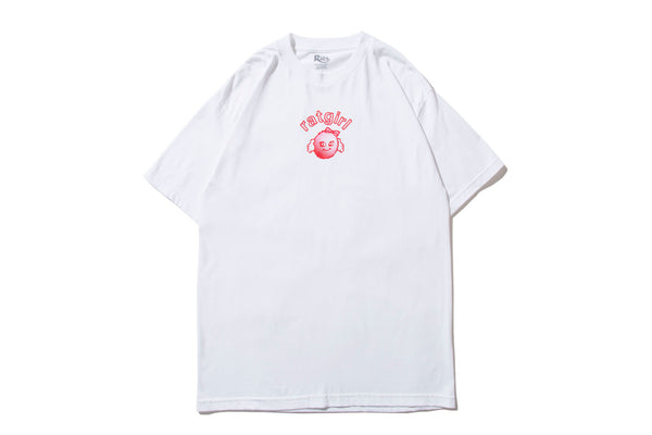 "STRAY RATS ""RATGIRL BALL TEE"""