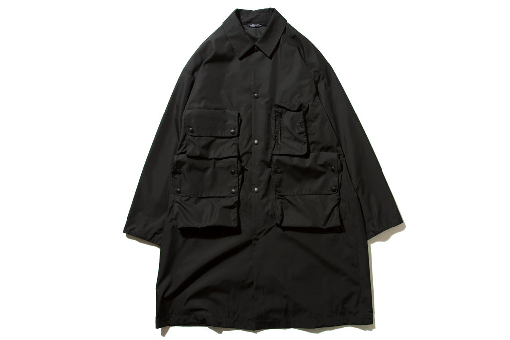 "UNUSED ""US1604 COAT"" (Black)"