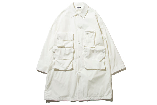 "UNUSED ""US1604 COAT"" (White)"