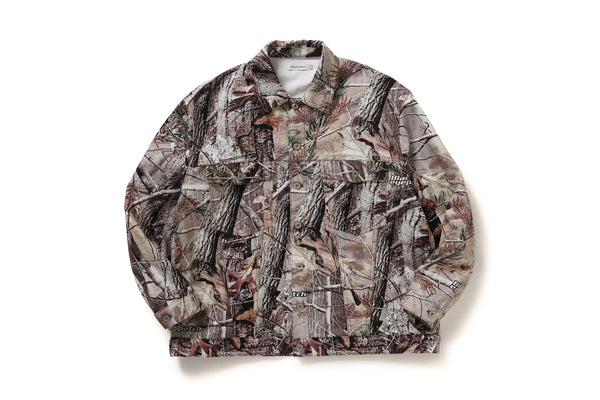 "BlackEyePatch ""REAL TREE DUCK JACKET"""