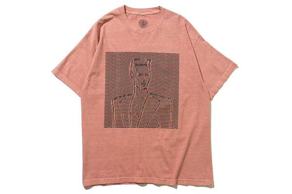 "bal ""GJ NOTATIONS TEE"" (Pink)"