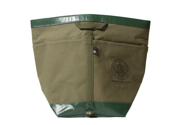 "bal ""BAL/ROOTOTE COTTON CANVAS BAG"" (Olive)"