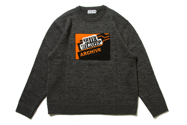 "BlackEyePatch ""ARCHIVE SWEATER"""