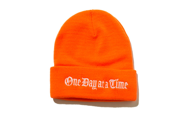 "GROVELAND ""TIME BEANIE"" (Orange)"