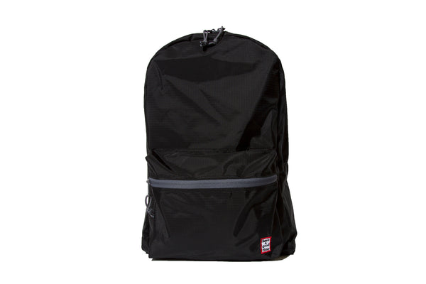 "have a good time ""FRAME BACKPACK"" (Black)"