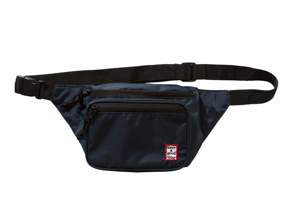 "have a good time ""FRAME WAIST BAG"" (Navy)"