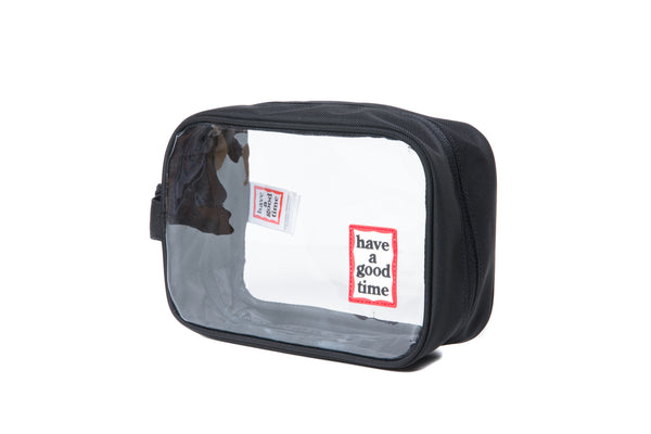 "have a good time ""PVC POUCH"""