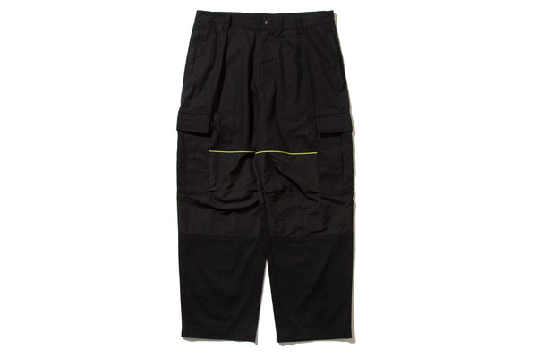 "REMIX ""BDU PANTS""(Black)"