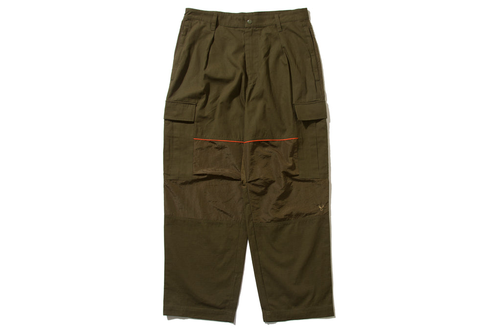 "REMIX ""BDU PANTS""(Army)"