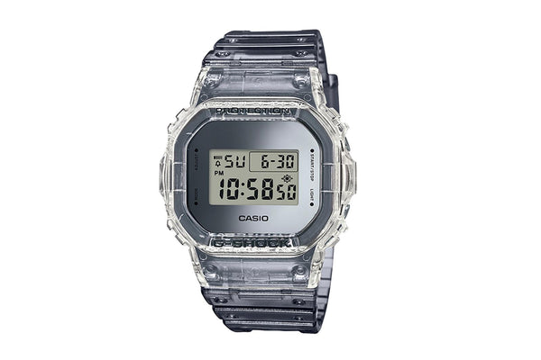 "G-SHOCK ""DW-5600SK-1"" (Limpid)"