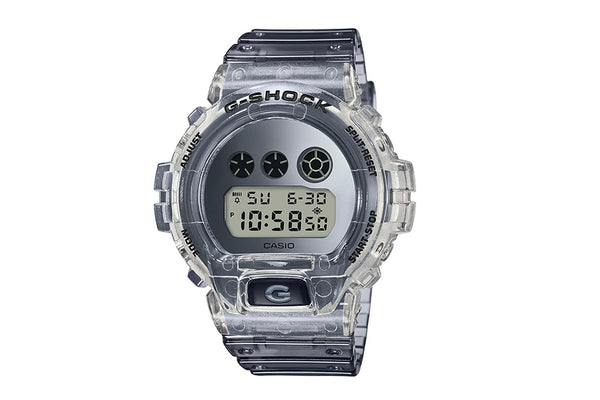"G-SHOCK ""DW-6900SK-1"" (Limpid)"