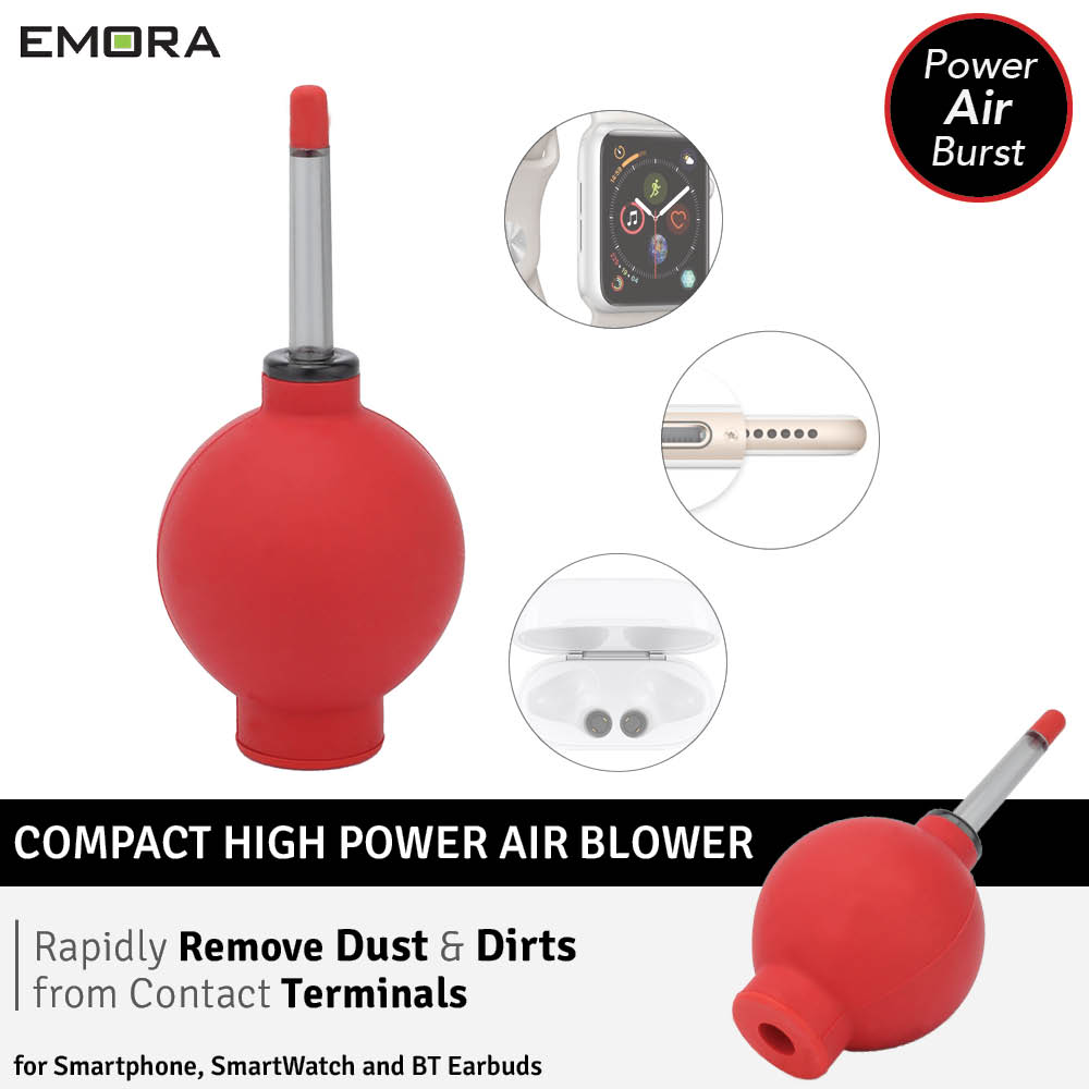 Emora Multi Purpose Compact High Power Air Silicon Blower