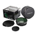 [For Canon M] Emolux PRO HDII Scenic Auxiliary 0.45x ULTRA Wide Converter Lens for EOS M with EF-M lens (49mm)