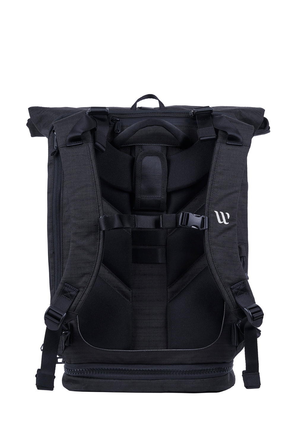 WAYKS Day Pack Black Back