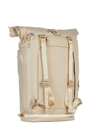WAYKS Day Pack Sand Simple Straps