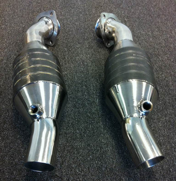 FERRARI 430 SPORT CATALYTIC CONVERTER