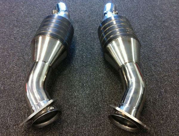 FERRARI 430 SCUDERIA – SPORTS CATALYTIC CONVERTERS