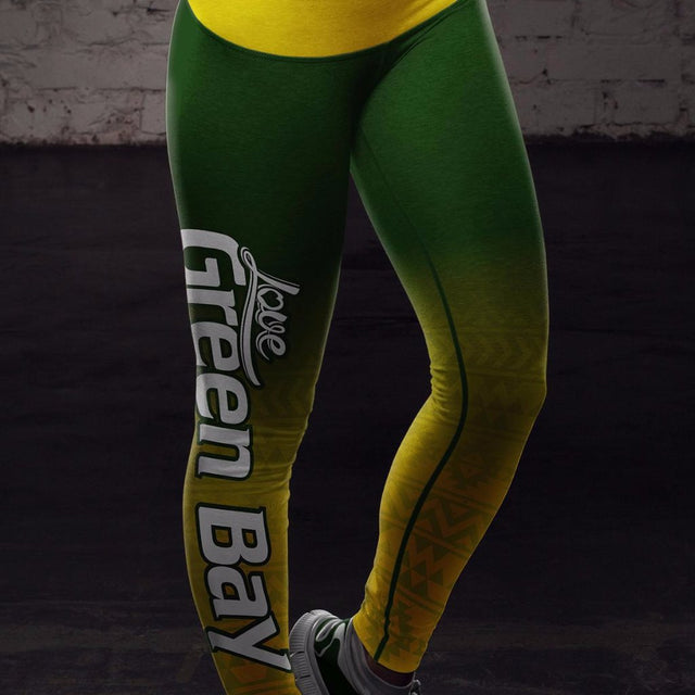 Green Bay Classic Leggings