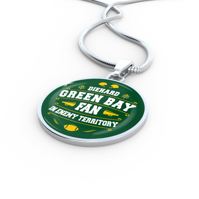 Green Bay Necklace