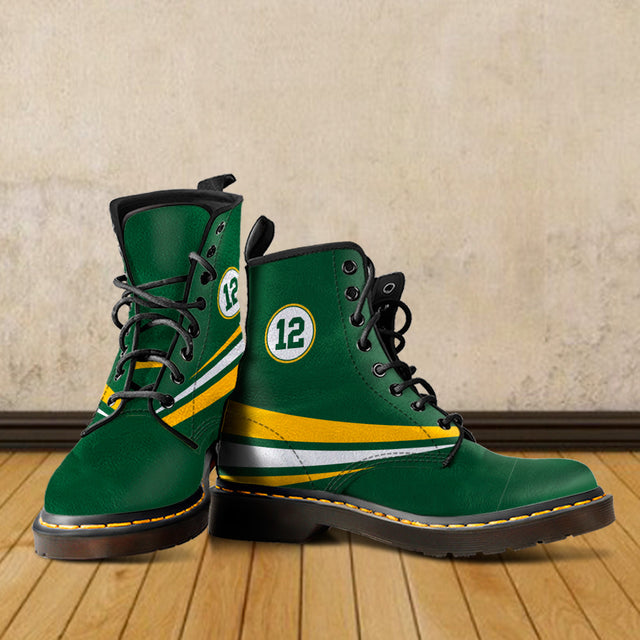 Green Bay Leather boots