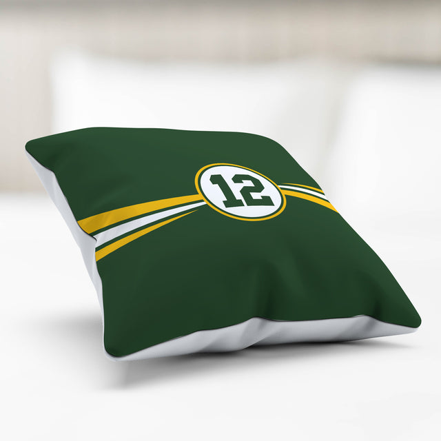 Green Bay Pillow Cover