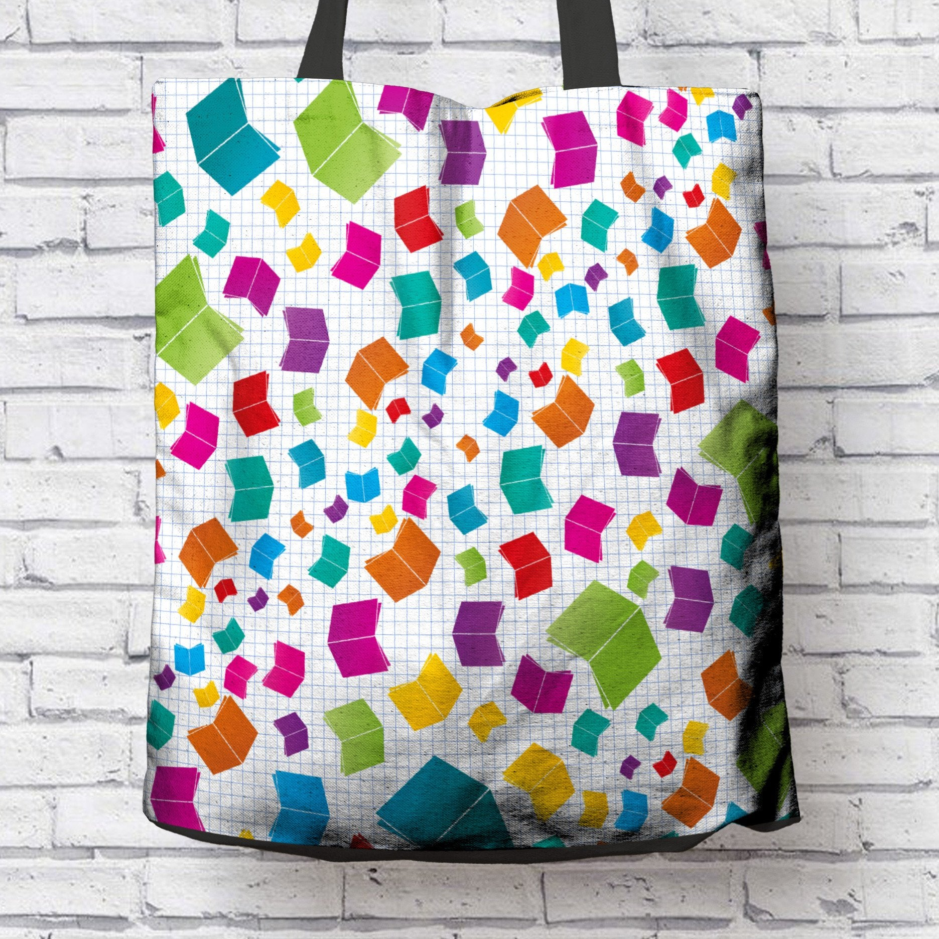 Books Tote Bag