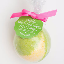 Feeling Smitten - When Life Gives You Limes Bath Bomb