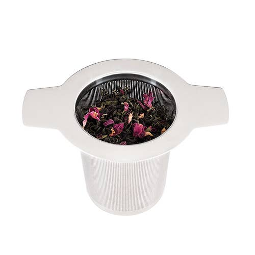 Universal Stainless Steel Tea Infuser - Pinky Up