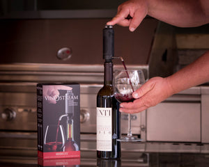 VinOstream Wine Aerator & Dispenser
