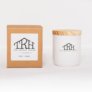 The Rustic House - Milk + Honey