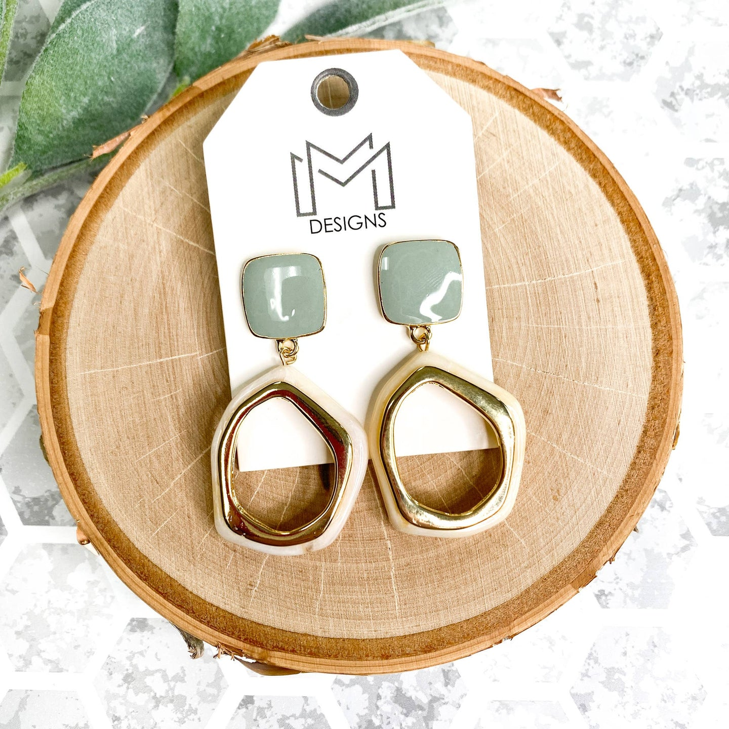 Endy Earrings