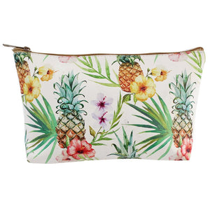 Tropical Leather Bag