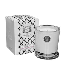 White Grapefruit Acai Large Soy Candle/Gift Box