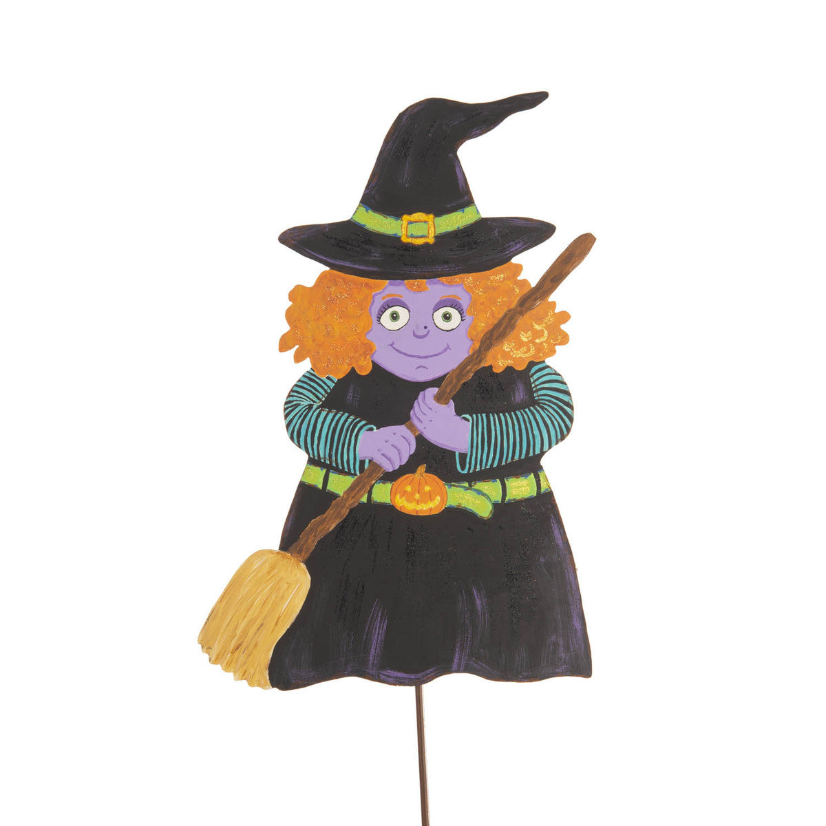 TRICK OR TREAT WITCH KID - The Roundtop Collection
